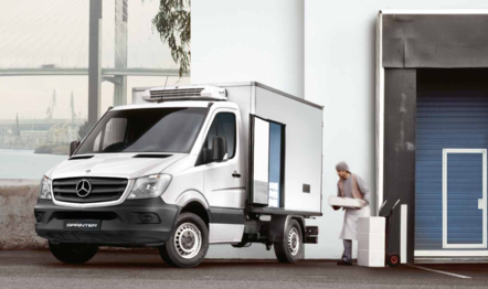 Sprinter Cab Chassis - Single Cab Chassis, Dual Cab Chassis, Motorhome and All-wheel Drive.