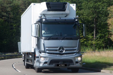ACTROS DISTRIBUTION
