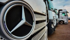 ABOUT MERCEDS-BENZ TRUCKS