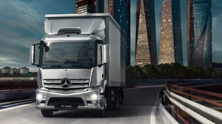 Mercedes-Benz Actros Distribution | Trucks and Trailers Ltd