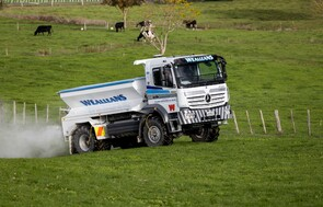 Weallans Groundspread - ATEGO 1630 AK