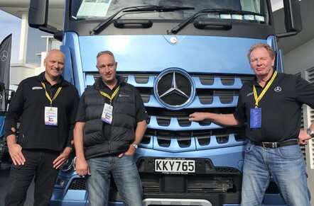 Truck specialist teams