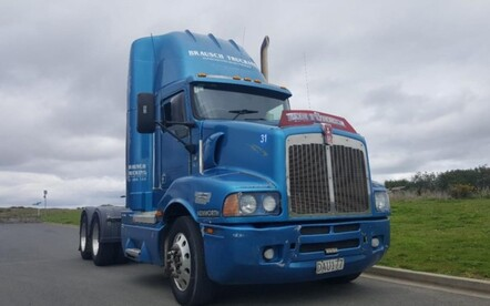 2005 Kenworth T401 - 6x4 Tractor Unit